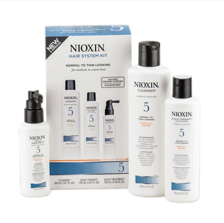 Nioxin System 5 Kit XXL - Набор (Система 5) 300 мл+300 мл+100 мл81543679/7961В набор Nioxin System 5 Kit входят: Шампунь Очищение 300 мл - придающий объём очиститель Кондиционер Увлажнение 300 мл - придающий объём кондиционер Маска Питание 100 мл - придающая объём и питающая волосы маска