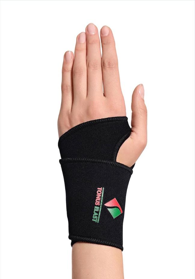 Повязка Tonus Elast для фиксации лучезапястного сустава. 000 1. Размер 1
