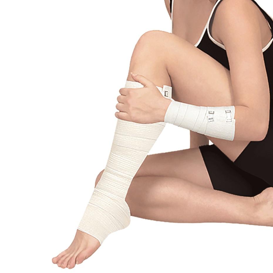 Бинт Tonus Elast медицинский эластичный, средней растяжимости. 9512. 3,0 х 0,06 м9512/3-0.06Предназначен для профилактики и лечения при варикозном расширении вен, а также вывихов, растяжений, отеков и других травматических осложнений.