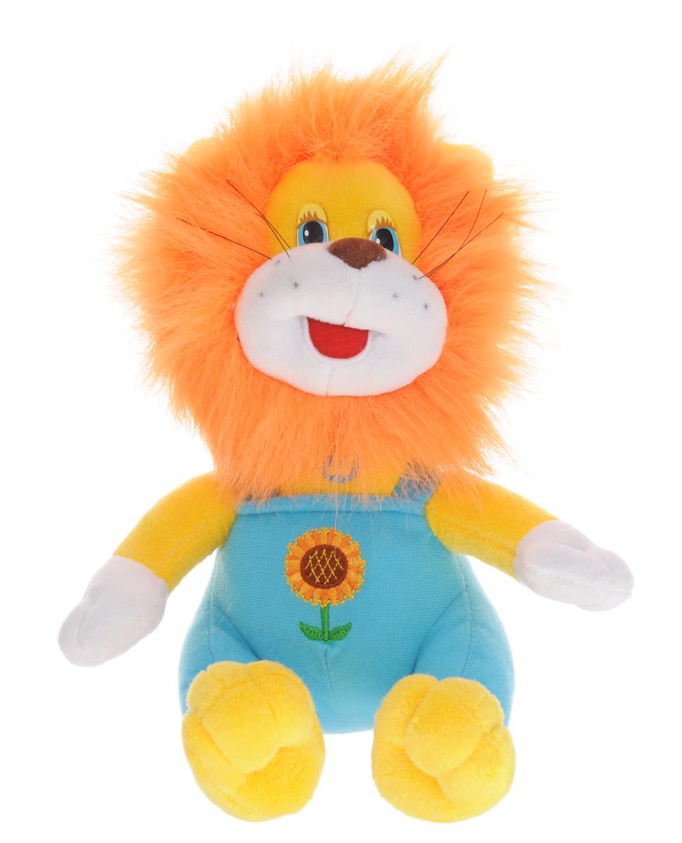 Lava Мягкая озвученная игрушка Львенок 24 смLF 356AОчаровательная мягкая озвученная игрушка Lava Львенок вызовет умиление и улыбку у каждого, кто ее увидит. Она выполнена из приятного на ощупь материала в виде симпатичного львенка в штанишках. Если нажать львенку на животик, то он расскажет стишок. Удивительно мягкая игрушка принесет радость и подарит своему обладателю мгновения нежных объятий и приятных воспоминаний. Великолепное качество исполнения делают эту игрушку чудесным подарком к любому празднику. Игрушка работает от незаменяемых батареек.