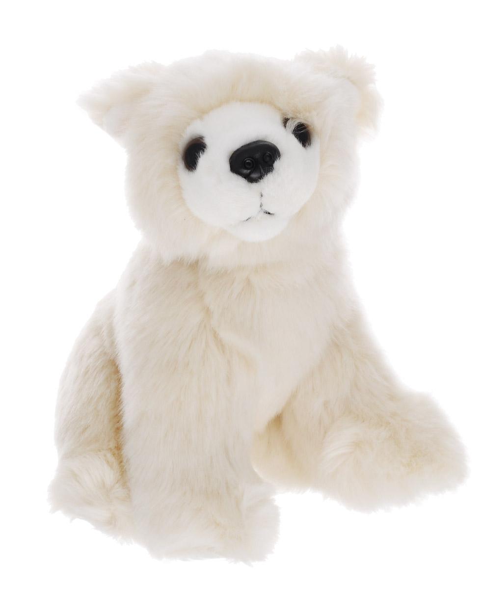 Soya Мягкая игрушка Медведь белый 17 см2129S-4UОчаровательная мягкая игрушка Soya Медведь белый вызовет умиление и улыбку у каждого, кто ее увидит. Мягкая игрушка в виде белого медвежонка - плюшевый прототип арктического обитателя с гладкой белоснежной шерсткой, мощными лапками и забавной мордочкой. Такая игрушка понравится как мальчикам, так и девочкам. Удивительно мягкая игрушка принесет радость и подарит своему обладателю мгновения нежных объятий и приятных воспоминаний. Великолепное качество исполнения делают эту игрушку чудесным подарком к любому празднику.