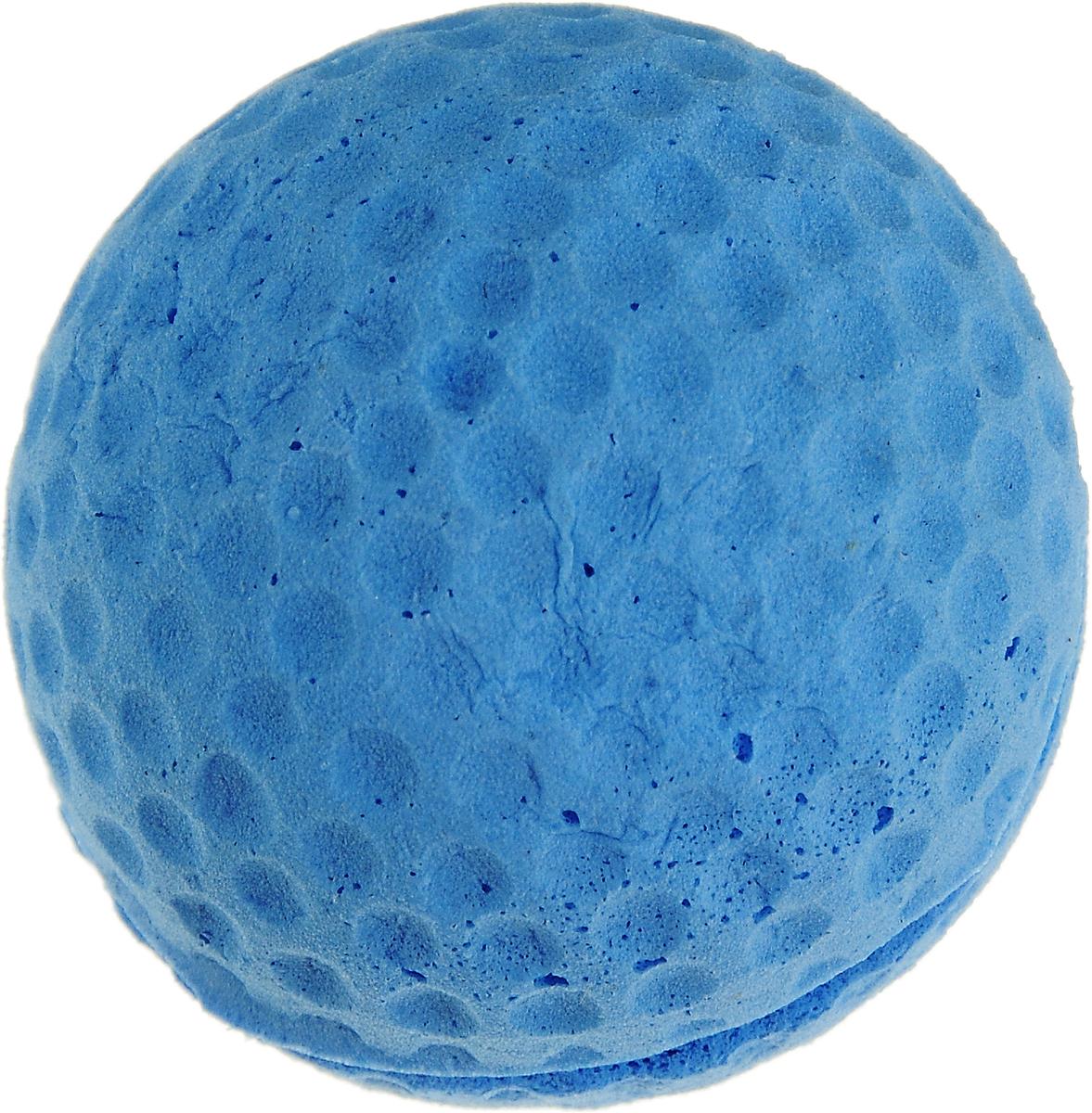 Игрушка для животных Каскад Мячик зефирный. Гольф, цвет: голубой, диаметр 4 см27799306_голубойМягкая игрушка для животных Каскад Мячик зефирный. Гольф изготовлена из вспененного полимера. Такая игрушка порадует вашего любимца, а вам доставит массу приятных эмоций, ведь наблюдать за игрой всегда интересно и приятно. Диаметр игрушки: 4 см.