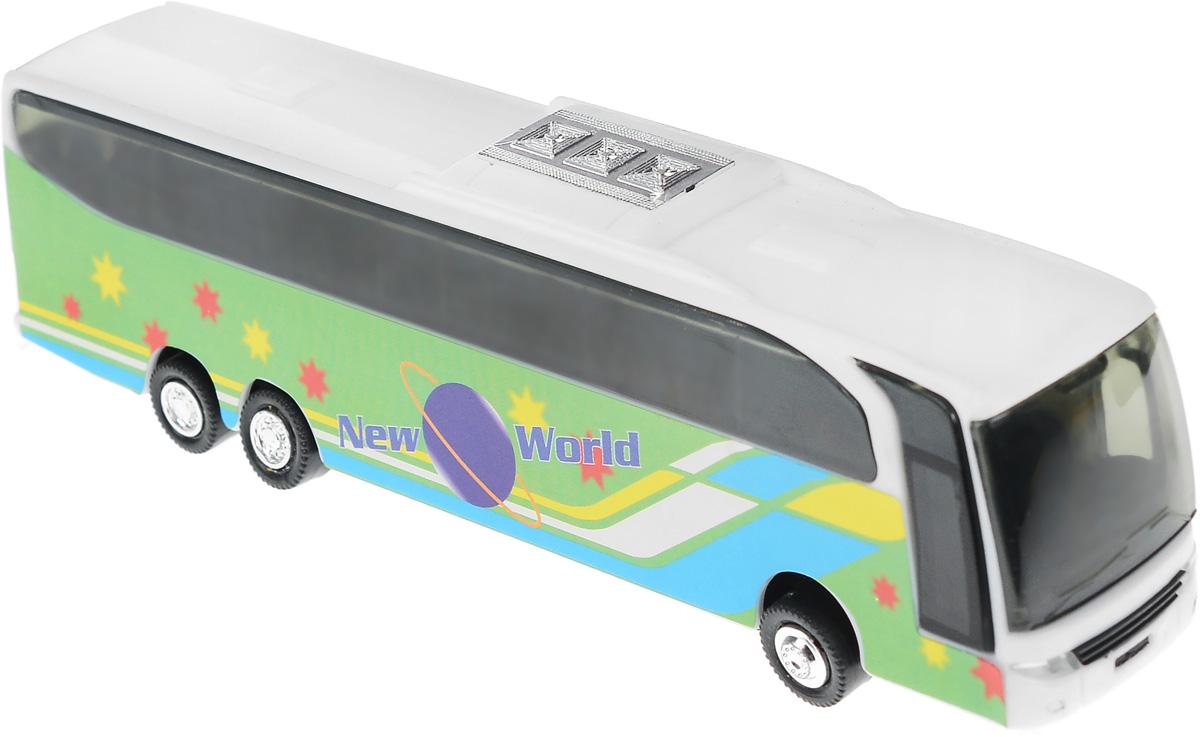 Shantou Туристический автобус цвет зеленый