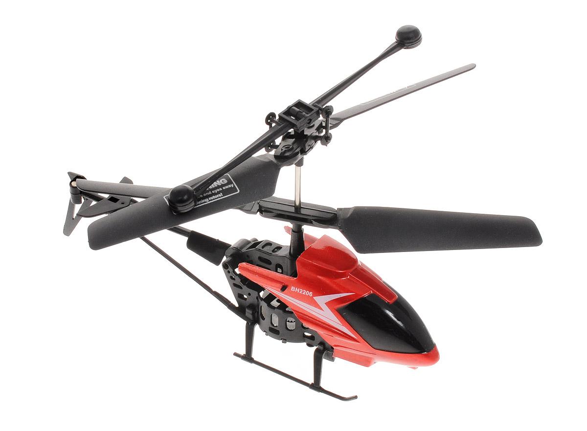 Властелин небес Вертолет на инфракрасном управлении ПчелкаBH 2206Вертолет на инфракрасном управлении Властелин небес Пчелка удивит и порадует любого мальчика. Игрушка, выполнена из легкого пластика и металла, двигается вверх, вниз, вправо и влево, может выполнять повороты, вращение и зависание. Игрушка управляется с помощью дистанционного пульта с инфракрасным управлением и предназначена для игры в помещении. Вертолет оснащен бортовыми огнями. Игрушка развивает многочисленные способности ребенка - мелкую моторику, пространственное мышление, реакцию и логику. В комплекте: вертолет, пульт управления, инструкция на русском языке. Вертолет работает от встроенного аккумулятора, заряжается путем присоединения самого вертолета к зарядному устройству. Для работы пульта управления необходимы 4 батарейки типа АА напряжением 1,5V (не входят в комплект).