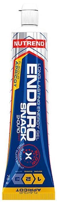 Энергетический гель Nutrend Endurosnack, tube 75 г, apricot