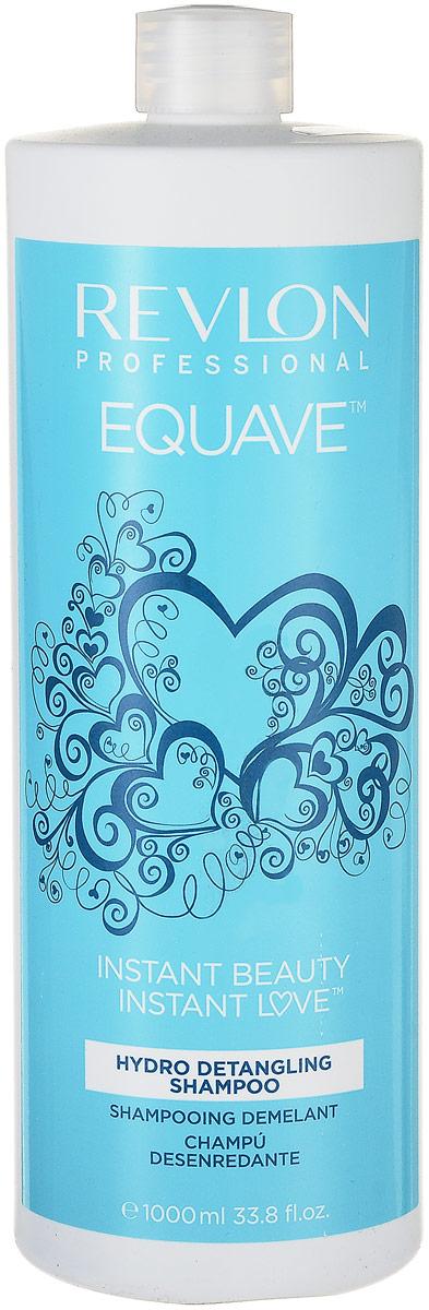 Revlon Professional Equave Шампунь, облегчающий расчесывание волос Instant Beauty Hydro Nutritive Detangling 1000 мл7221919000