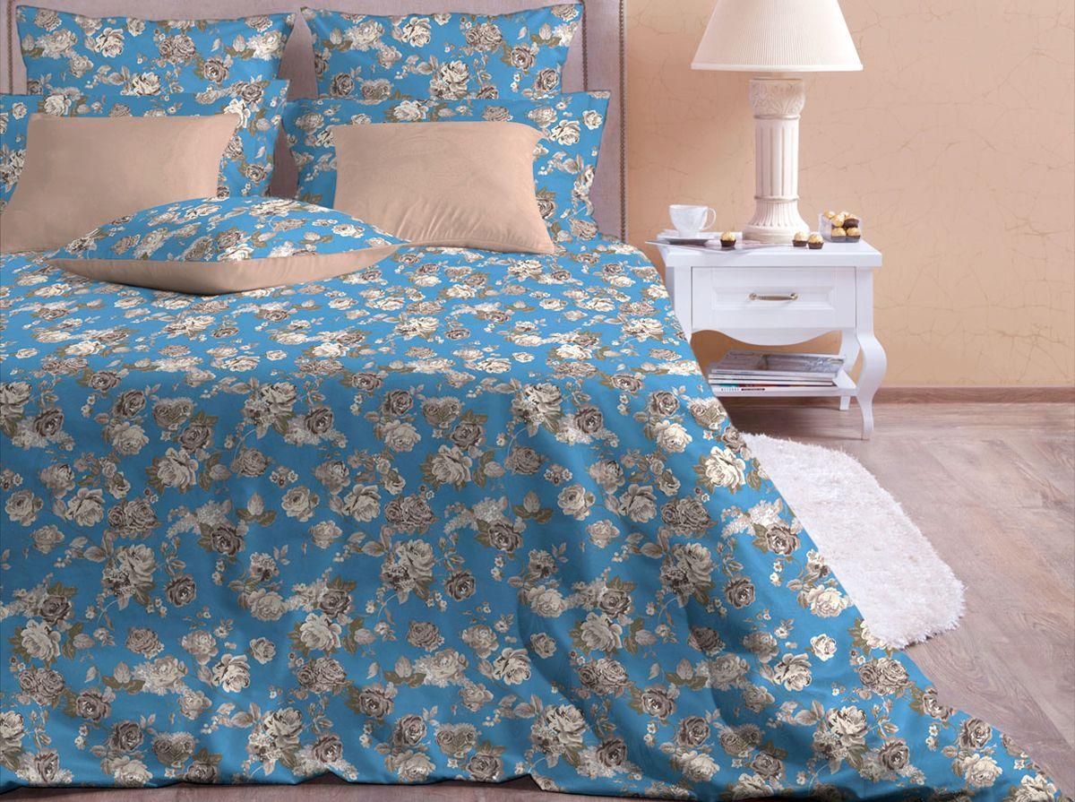 Комплект белья Хлопковый Край Винтаж, 1,5-спальный, наволочки 70x7015б-1ХКссКомплект постельного белья выполнен из качественной бязи и украшен оригинальным рисунком. Комплект состоит из пододеяльника, простыни и двух наволочек. Бязь представляет из себя хлопчатобумажную матовую ткань (не блестит). Главные отличия переплетения: оно плотное, нити толстые и частые. Из-за этого материал очень прочный и практичный. Постельное белье Хлопковый Край экологичное, гипоаллергенное, оно легко стирается и гладится, не сильно мнется и выдерживает очень много стирок, при этом сохраняя яркость цвета и рисунка.