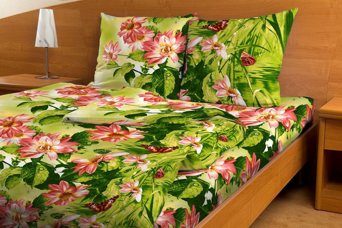 Комплект белья Amore Mio Teploe leto, 1,5-спальный, наволочки 70x7080782Комплект постельного белья Amore Mio является экологически безопасным для всей семьи, так как выполнен из бязи (100% хлопок). Комплект состоит из пододеяльника, простыни и двух наволочек. Постельное белье оформлено оригинальным рисунком и имеет изысканный внешний вид. Легкая, плотная, мягкая ткань отлично стирается, гладится, быстро сохнет. Рекомендации по уходу: Химчистка и отбеливание запрещены. Рекомендуется стирка в прохладной воде при температуре не выше 30°С.