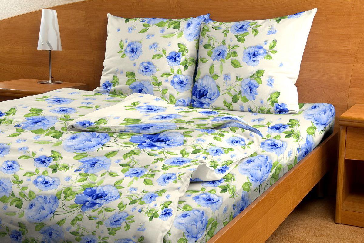 Комплект белья Amore Mio Sharman, 1,5-спальный, наволочки 70x70, цвет: голубой80784Комплект постельного белья Amore Mio является экологически безопасным для всей семьи, так как выполнен из бязи (100% хлопок). Комплект состоит из пододеяльника, простыни и двух наволочек. Постельное белье оформлено оригинальным рисунком и имеет изысканный внешний вид. Легкая, плотная, мягкая ткань отлично стирается, гладится, быстро сохнет. Рекомендации по уходу: Химчистка и отбеливание запрещены. Рекомендуется стирка в прохладной воде при температуре не выше 30°С.