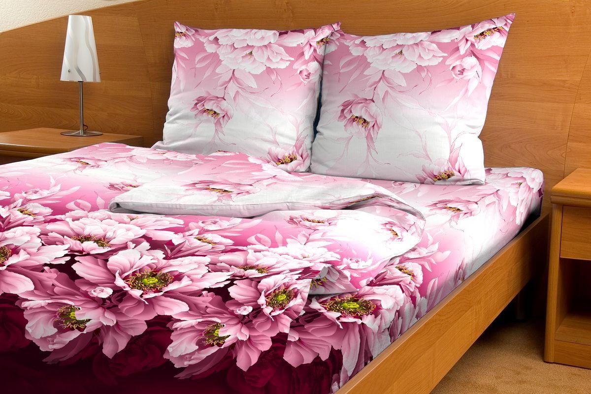 Комплект белья Amore Mio Skazka, 1,5-спальный, наволочки 70x70, цвет: розовый, красный80797Комплект постельного белья Amore Mio является экологически безопасным для всей семьи, так как выполнен из бязи (100% хлопок). Комплект состоит из пододеяльника, простыни и двух наволочек. Постельное белье оформлено оригинальным рисунком и имеет изысканный внешний вид. Легкая, плотная, мягкая ткань отлично стирается, гладится, быстро сохнет. Рекомендации по уходу: Химчистка и отбеливание запрещены. Рекомендуется стирка в прохладной воде при температуре не выше 30°С.