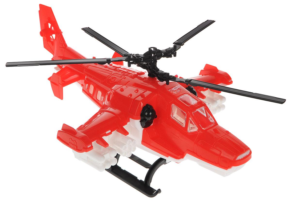 Нордпласт Вертолет ПожарныйН-249Компания Нордпласт - крупнейший производитель детских пластиковых игрушек для детей от 1 до 9 лет. Все изделия, выпускаемые под торговой маркой Нордпласт имеют сертификат соответствия стандарту EN-71, выданный Британским отделением компании SGS, а так же Российские сертификаты соответствия и гигиенические сертификаты. Вертолет Нордпласт Пожарный обязательно понравится любому мальчику. Он окрашен в красный цвет, имеет вращающиеся лопасти, а снизу - надежные полозья для посадки. Вертолет пригодится ребенку для игр в спасателя или в войнушку, так как он оснащен двумя пулеметами и ракетами. Игрушка выполнена из высококачественного пластика, полностью безопасного для здоровья малыша.