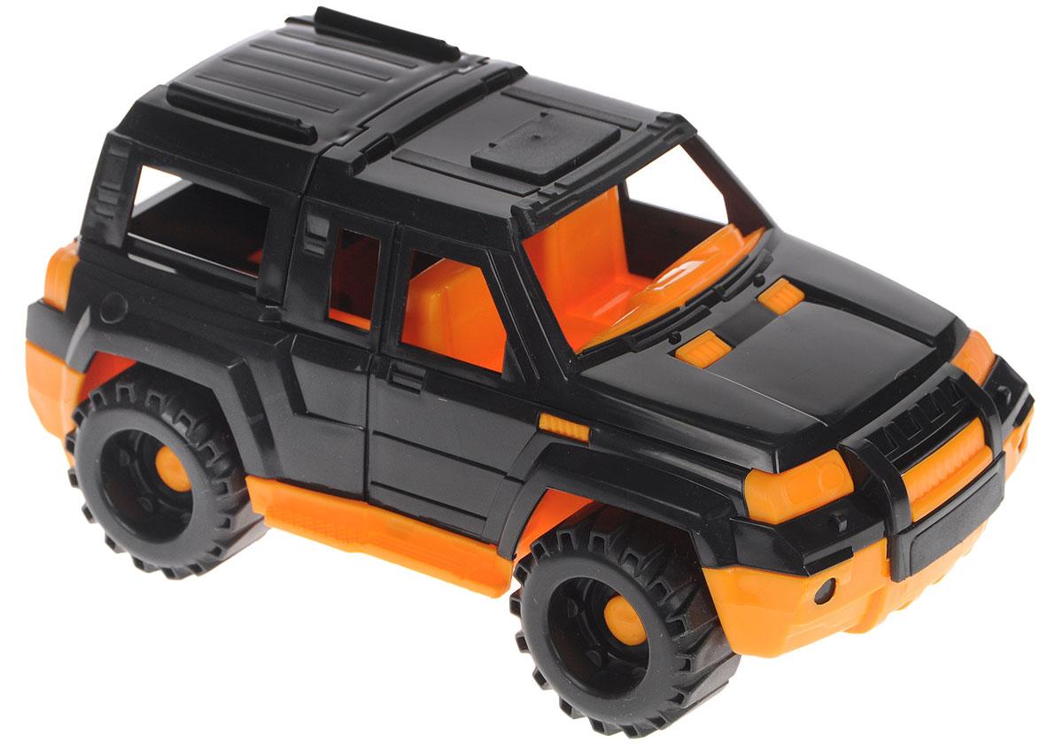 Нордпласт Джип МустангН-160/1Компания Нордпласт - крупнейший производитель детских пластиковых игрушек для детей от 1 до 9 лет. Все изделия, выпускаемые под торговой маркой Нордпласт имеют сертификат соответствия стандарту EN-71, выданный Британским отделением компании SGS, а так же Российские сертификаты соответствия и гигиенические сертификаты. Джип Нордпласт Мустанг станет любимой игрушкой вашего малыша! Изделие отличается не только своим необычным и красочным дизайном, но и качественными материалами, использованными при производстве. Эта большая машина не боится грязи и плохих дорог, она останется с ребенком на долгие годы. Корпус и колеса модели легко промываются, а значит - веселые игры будут как дома, так и на улице. Подарите вашему малышу возможность почувствовать себя настоящим водителем!