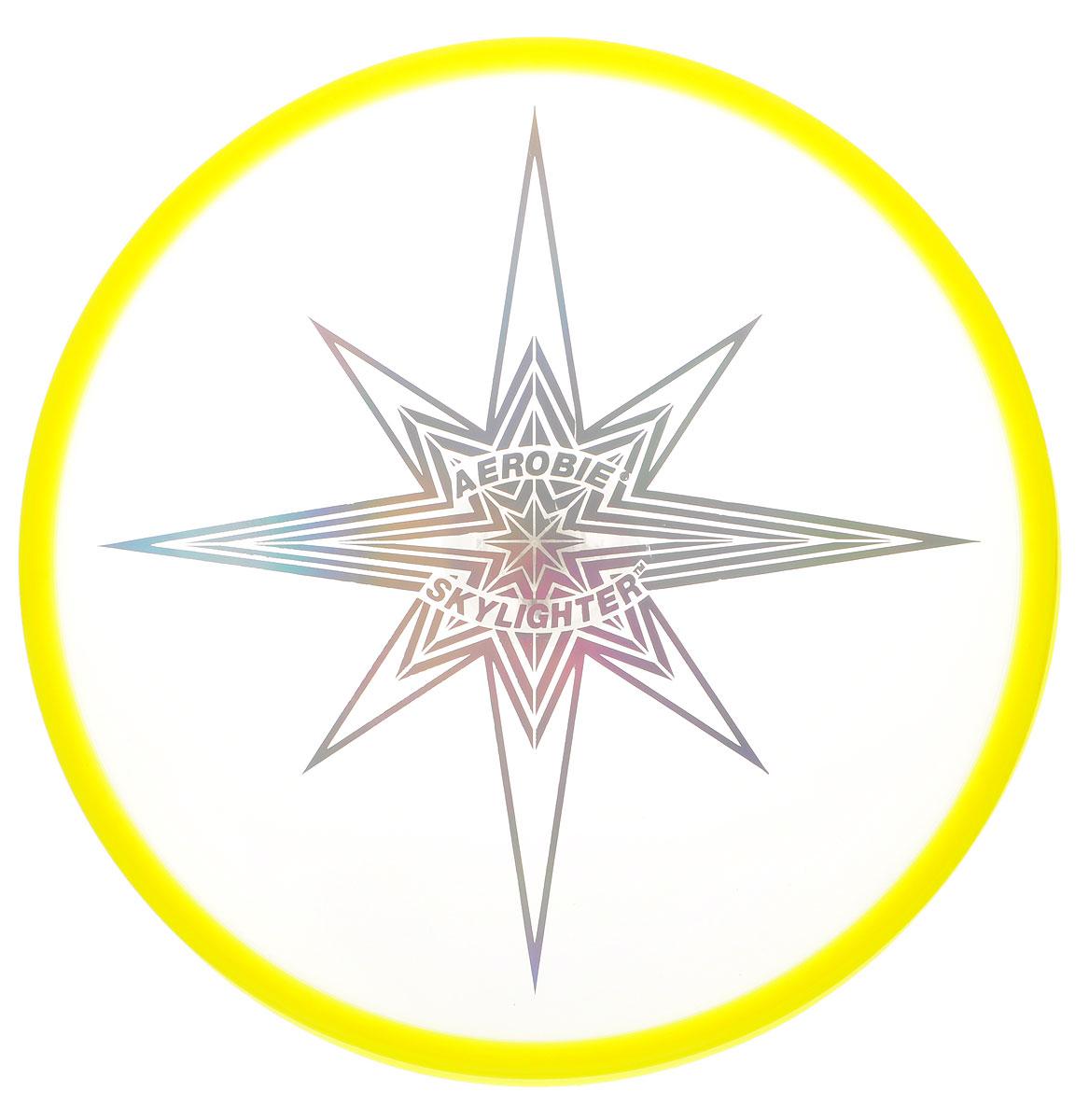 Aerobie Летающий диск Skylighter цвет салатовый