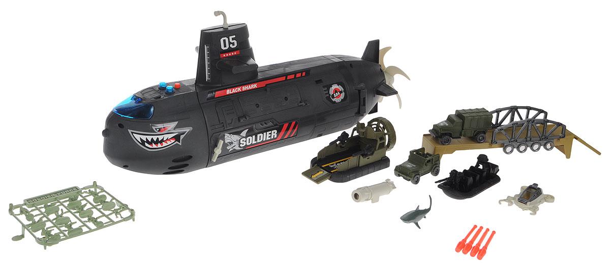 Chap Mei Игровой набор Нано-Армия Подводная лодка