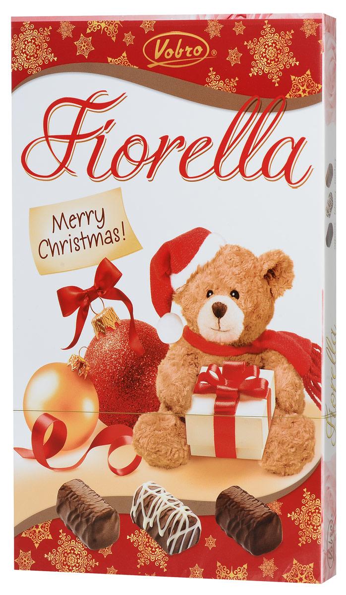 Vobro Fiorella набор шоколадных конфет, 140 г