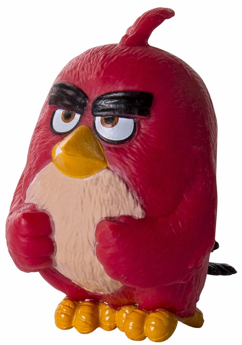 Angry Birds Фигурка Red90501_20073075Фигурка Angry Birds Red - подарок для любого поклонника сердитых птичек и зеленых поросят! Высота фигурки 4 см, игрушка выполнена из пластика и очень тщательно детализирована. Фигурка очень ярко и точно отражает характер героя и его эмоции. Ред из всей стаи наиболее аккуратно и бережливо обращается с яйцами и сильно боится их потерять. Постоянно заботится о том, чтобы главное оружие птиц все время было в чистоте и порядке. Он каждый день натирает рогатку воском, и не любит, когда кто-то ее портит. Макушка представлена в виде хохолка из двух перышек. Брови прямоугольные, черного цвета. Соберите всю коллекцию смешных персонажей Angry Birds!