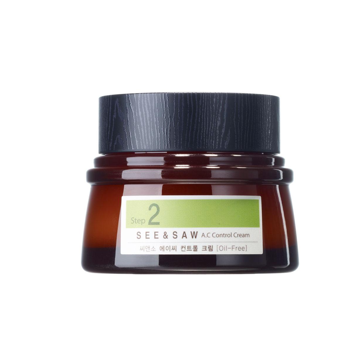 The Saem Крем для контроля чистоты и жирности кожи See  Saw A.C Control Cream, 50 мл