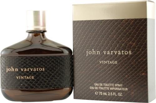 John Varvatos Vintage Men туалетная вода 75 мл11558Древесные, шипровые. Пачули, пихта, бобы тонка, дубовый мох, замша, табак.