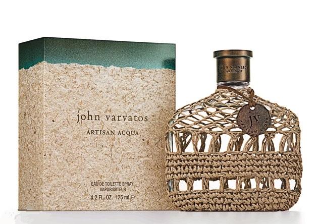 John Varvatos Artisan Acqua Men туалетная вода 40 мл14217Фужерные пряные. Ангелика, гальбанум, мандарин, мастиковое дерево, танжерин, базилик, герань, жасмин, кориандр, лаванда, мускатный шалфей, пальмароза, самбак.