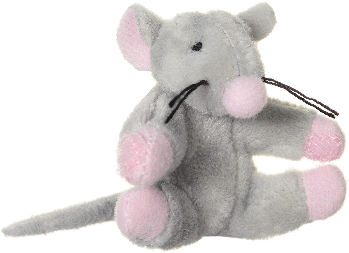 Beanzees Мягкая игрушка Мышь Squeakie 5 смB31001_16Очаровательная мягкая игрушка Beanzees Мышь Squeakie подарит своей владелице море позитивных эмоций. Мягкие игрушки Beanzees - это крошечные плюшевые животные. На передних лапках игрушек расположены маленькие липучки. С помощью этих липучек можно скреплять игрушки в браслеты и ожерелья или просто украсить комнату гирляндой из них. Игрушку можно повесить на сумку, или украсить ею карандаш или ручку. Животики фигурок заполнены гранулами, что делает их очень приятными на ощупь, развивает тактильные ощущения и помогает снять эмоциональное напряжение.