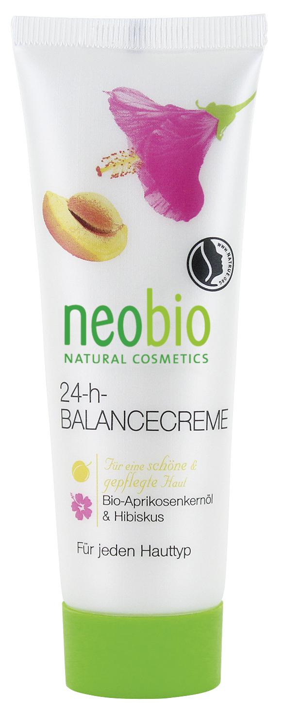 Neobio 24 часа Баланс крем для лица 50 мл