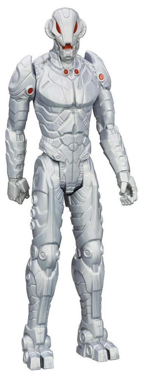 Avengers Фигурка Титаны UltronB0434EU4_B2389Фигурка Avengers Титаны: Ultron порадует любого маленького поклонника знаменитой франшизы Мстители (Avengers). Фигурка выполнена из высококачественного прочного пластика в виде злодея Альтрона. Голова фигурки поворачивается, руки и ноги двигаются. Фигурка понравится как детям, так и взрослым коллекционерам, она станет отличным сувениром или займет достойное место в коллекции любого поклонника комиксов о непобедимых Мстителях.