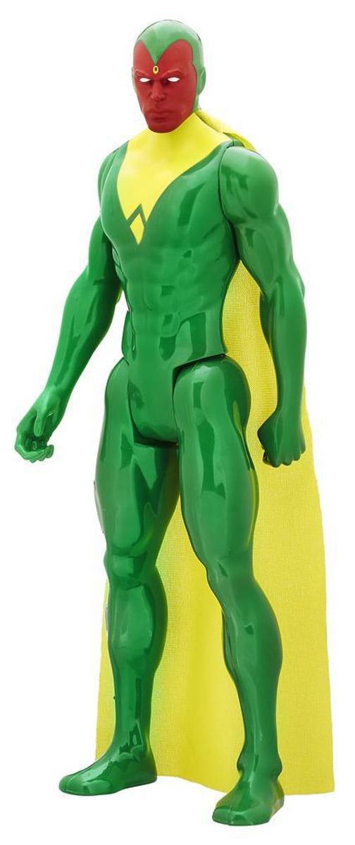 Avengers Фигурка Титаны Marvels VisionB0434EU4_B3440Фигурка Avengers Титаны: Marvels Vision порадует любого маленького поклонника знаменитой франшизы Мстители (Avengers). Фигурка выполнена из высококачественного прочного пластика в виде супергероя Вижена. Голова фигурки поворачивается, руки и ноги двигаются. Фигурка понравится как детям, так и взрослым коллекционерам, она станет отличным сувениром или займет достойное место в коллекции любого поклонника комиксов о непобедимых Мстителях.