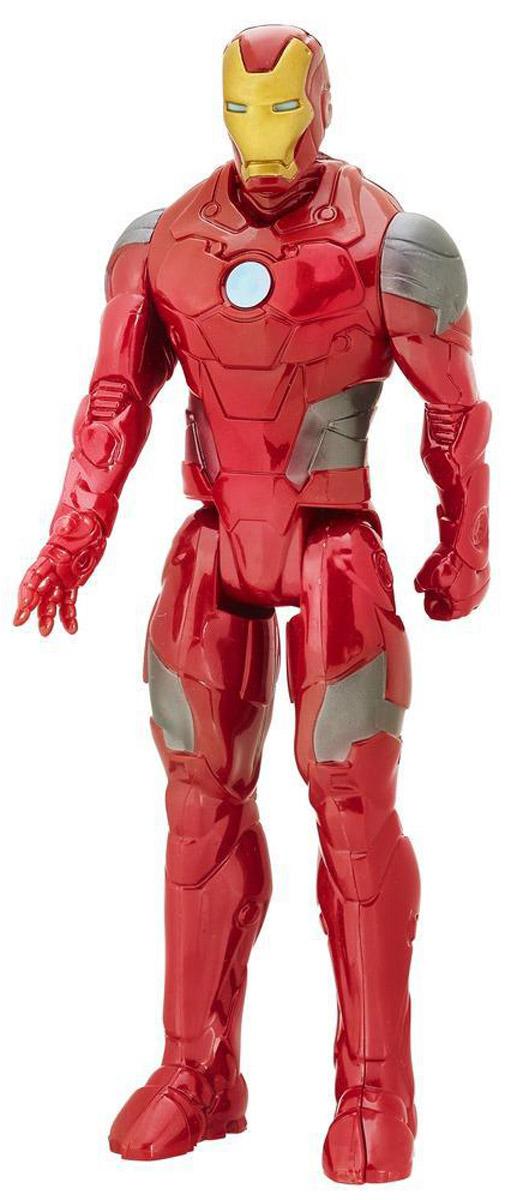 Avengers Фигурка Титаны Iron ManB0434EU4_B3439Фигурка Avengers Титаны: Iron Man порадует любого маленького поклонника знаменитой франшизы Мстители (Avengers). Фигурка выполнена из высококачественного прочного пластика в виде Железного Человека. Голова фигурки поворачивается, руки и ноги двигаются. Фигурка понравится как детям, так и взрослым коллекционерам, она станет отличным сувениром или займет достойное место в коллекции любого поклонника комиксов о непобедимых Мстителях.