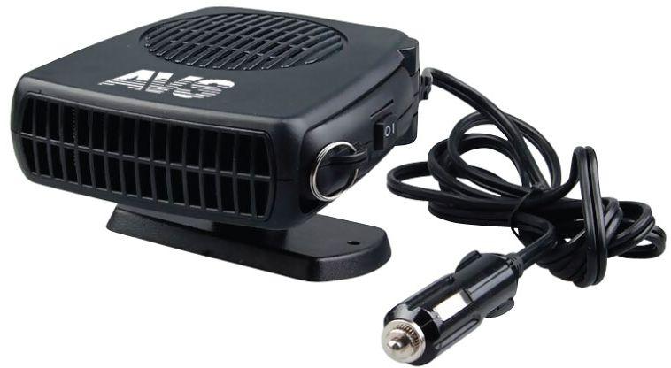 Тепловентилятор автомобильный AVS ComfortA78236SЦвет: черный. Мощность : 150 Вт. Материал корпуса: пластик. Переключатель: вкл./выкл. Напряжение: 12 Вольт.