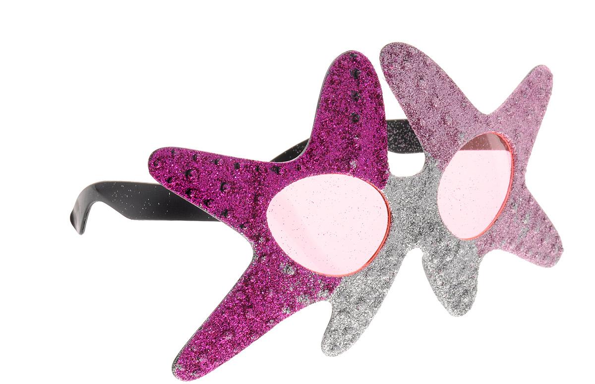 Partymania Очки для вечеринок T1221T1221_малиновый/розовый/серебрянныйНа новогодней вечеринке или на домашнем празднике станет еще веселее, если раздать гостям смешные очки. Очки для вечеринок Partymania могут так же стать забавными призами в конкурсах. Преобразите друзей или коллег с помощью этих очков, и вы увидите, как хорошее настроение заполнит ваш праздник. Не являются солнцезащитными. Не имеют UF-фильтров.