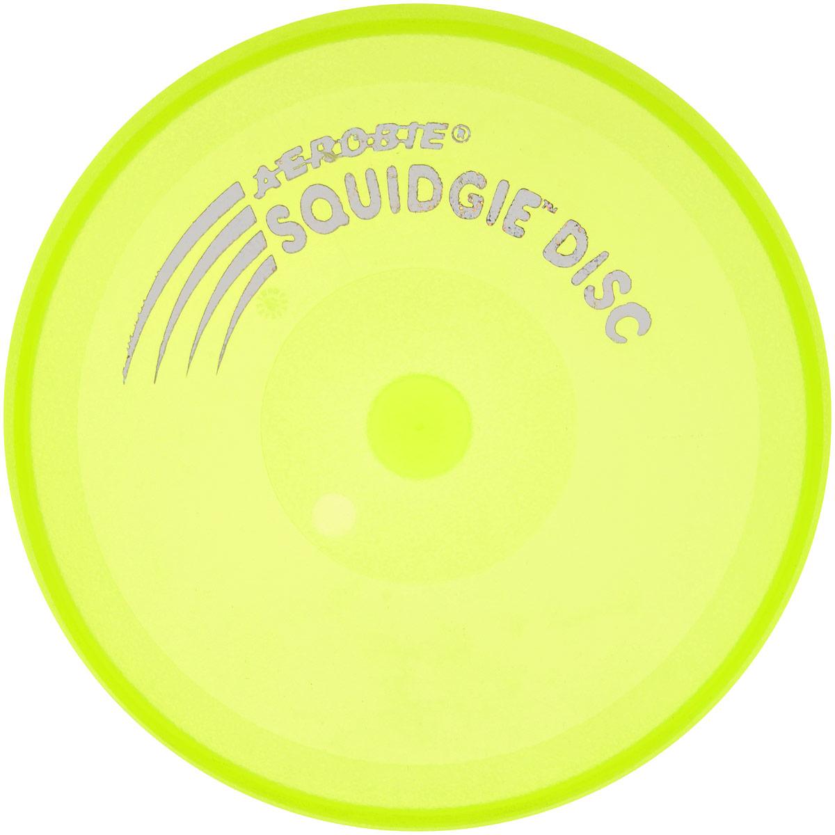 Aerobie Летающий диск Squidgie цвет салатовый