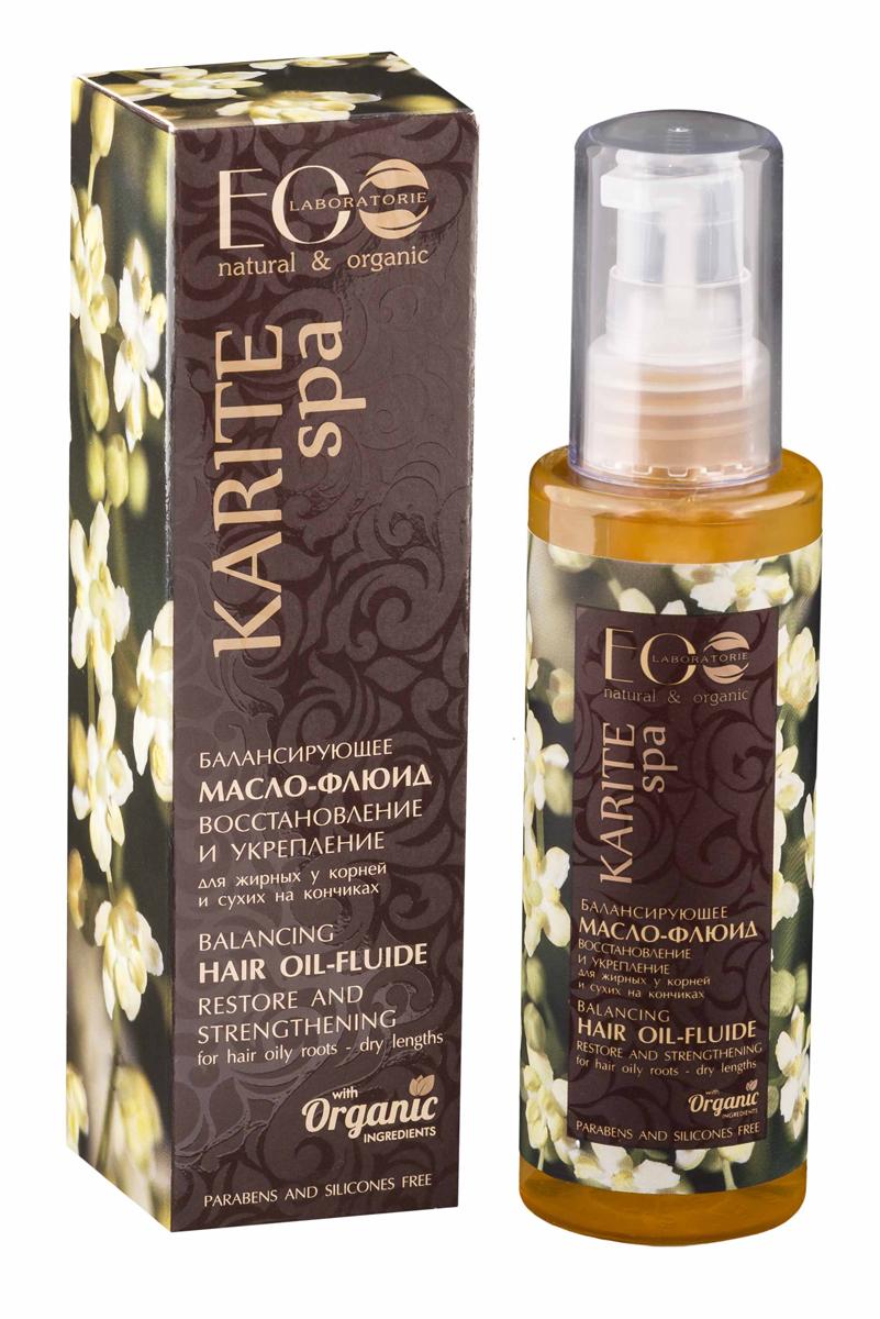 EcoLab ЭкоЛаб Балансирующее Масло для волос для восстановления сухих кончиков волос 100 мл4627089432353Оказывает комплексное восстанавливающее действие на волосы и кожу головы. Делает волосы более сильными, блестящими и послушными, стимулирует рост волос. Активные ингредиенты: аргановое масло, органическое масло оливы, миндаля и зародышей пшеницы, коллаген, молочные протеины.