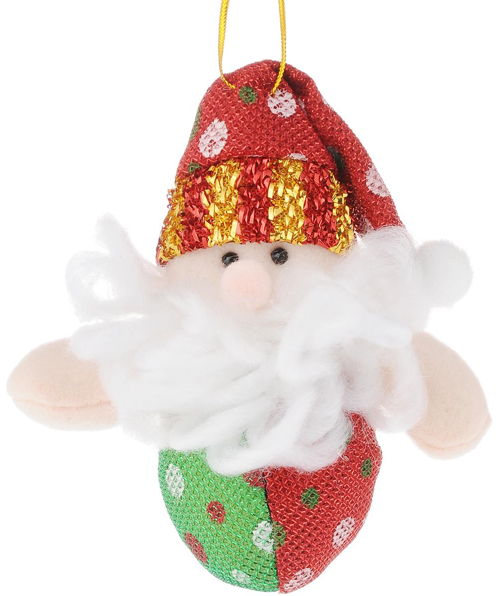 Украшение новогоднее подвесное Феникс-Презент Дед мороз круглый, высота 12 см42532Новогоднее подвесное украшение Феникс-Презент Дед мороз круглый выполнено из полиэстера. С помощью специальной петельки украшение можно повесить в любом понравившемся вам месте. Но, конечно, удачнее всего оно будет смотреться на праздничной елке. Елочная игрушка - символ Нового года. Она несет в себе волшебство и красоту праздника. Создайте в своем доме атмосферу веселья и радости, украшая новогоднюю елку нарядными игрушками, которые будут из года в год накапливать теплоту воспоминаний.