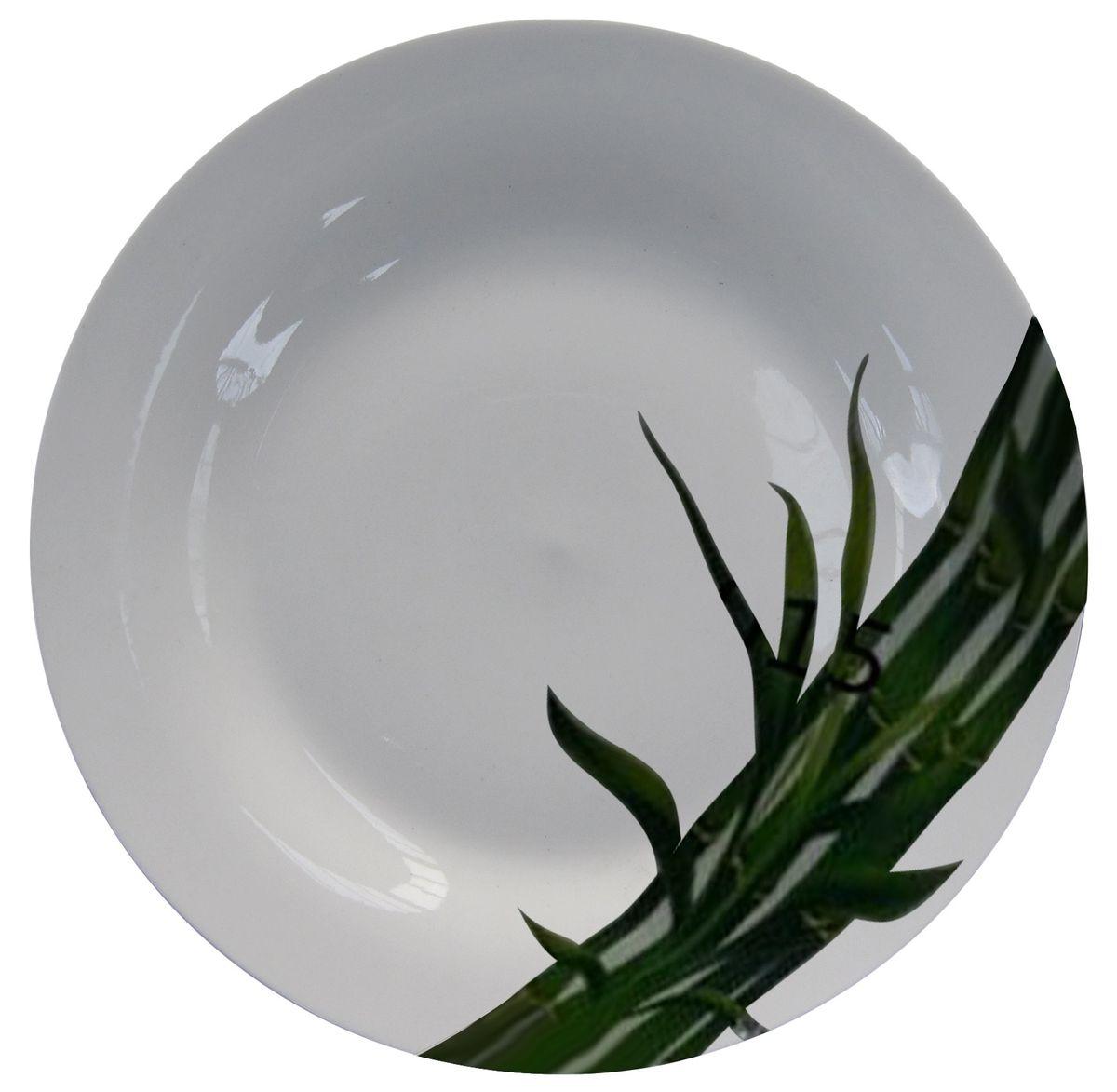 Тарелка МФК-профит Бамбук, 18 х 2,2 смMFK09016