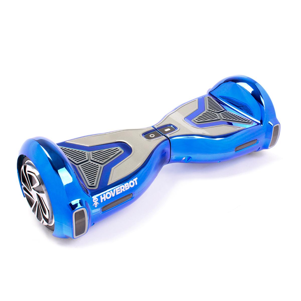 Гироскутер Hoverbot A-15, цвет: синийGA15BEГироборд Hoverbot A-15 новая модель в классе 6,5 колёс с увеличенной мощностью мотора. Ультрамодный, современный дизайн, с яркими глянцевыми корпусами не оставит равнодушным ни хозяина устройства, ни случайных прохожих. Яркая цветовая палитра удовлетворит запросы, как и юношей, так и прекрасную половину человечества - жёлтые, золотые, зелёные, красные, голубые, металлик, чёрные-на любой вкус и цвет. Борд преодолевает дистанцию до 15 км на одном заряде батареи. Hoverbot A-15 имеет высокую степень пыле и влаго защиты IP54, выдерживает максимальную нагрузку до 120 кг! Оснащён bluetooth передатчиком, который позволяет связаться с любым вашим устройством и воспроизводить различные аудио файлы, музыку, книги, радио. Для управления гиробордами Hoverbot, для смартфонов на базе Android и IPhone, было разработано специальное программное обеспечение Hoverbot, через которое вы можете подобрать для себя оптимальный режим работы A-15. Так же через ПО вы можете выставить ограничение по скорости,...