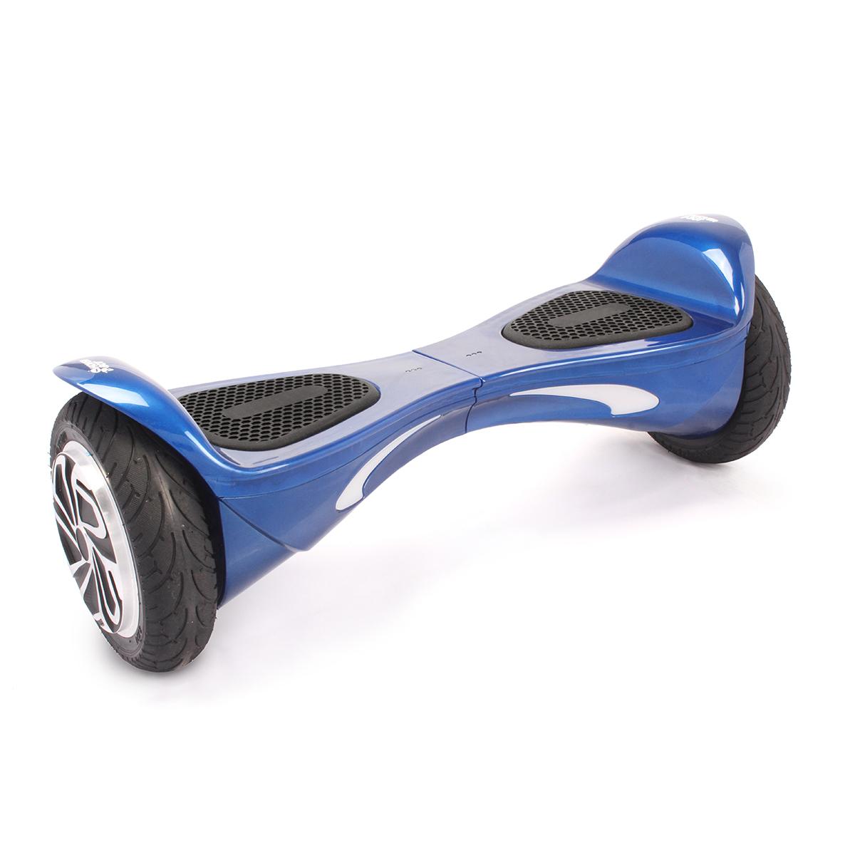 """Гироскутер Hoverbot B-2 (A-9), цвет: синийGB2BEГироскутер Hoverbot B-2 имеет высокий клиренс и спортивный корпус – он выглядит очень эргономично и современно. Не смотря на высокую посадку, гироборд уверенно стоит на широких 8"""" колёсах, которые отлично справляются со своей задачей – уверенно держать дорогу на высокой скорости. Он не только быстро разгоняется, но и хорошо оттормаживается, не зависимо от веса пользователя или дорожных условий. Очень резвая модель B-2 моментально откликается на изменение в управлении и быстро подстраивается под индивидуальные запросы райдера. Покупая гироборд Hoverbot B-2 вы приобретаете не только отличное средство передвижение, но также незаменимого и верного спутника, который скрасит ваше времяпрепровождение отличной музыкой через встроенные динамики в корпусе борда. Музыка передаётся через Bluetooth устройство на любом из ваших гаджетов. Данная модель подойдёт опытным пользователям. В комплект входит зарядное устройство. Технические характеристики. Цвета: black, blue, red. Возможная дистанция: 15..."""