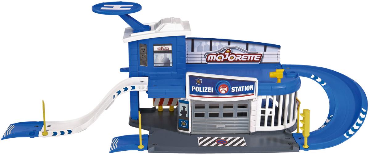 Majorette Игровой набор Полицейская станция Creatix