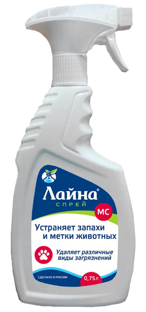 Срей для устранения запахов и меток домашних животных