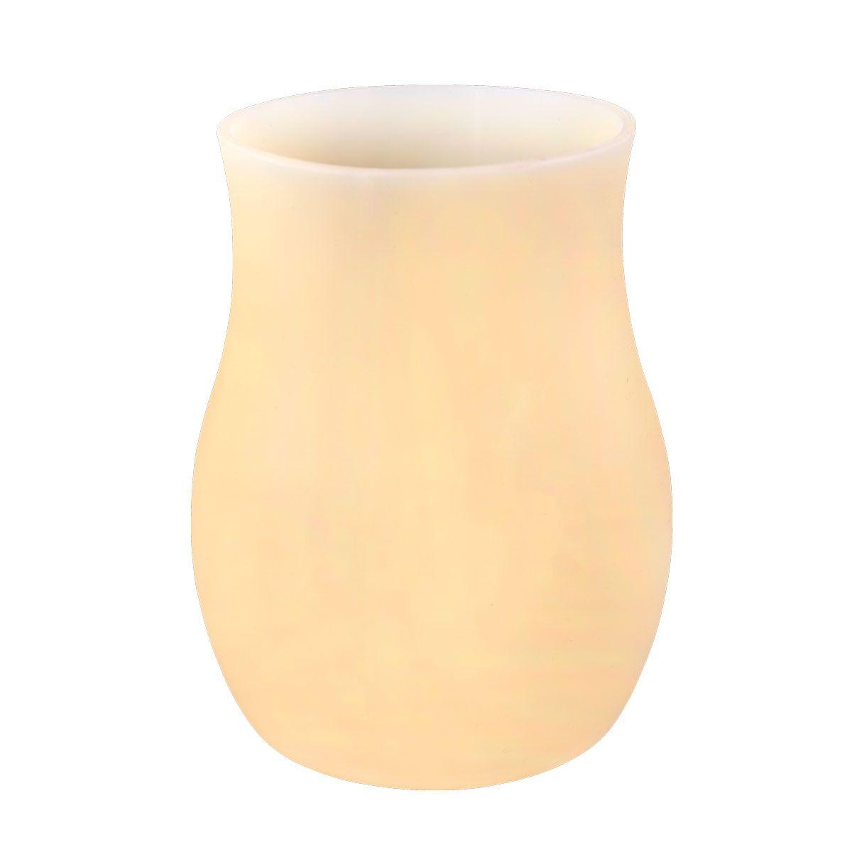 Ваза Miolla, цвет: бежевый, высота 10 см3502009UДекоративные вазы в наше время пользуются очень большим спросом. Любители украшать свой дом, оценят этот античный сосуд, который может стать не только красивым, но и практичным дополнением любого интерьера.