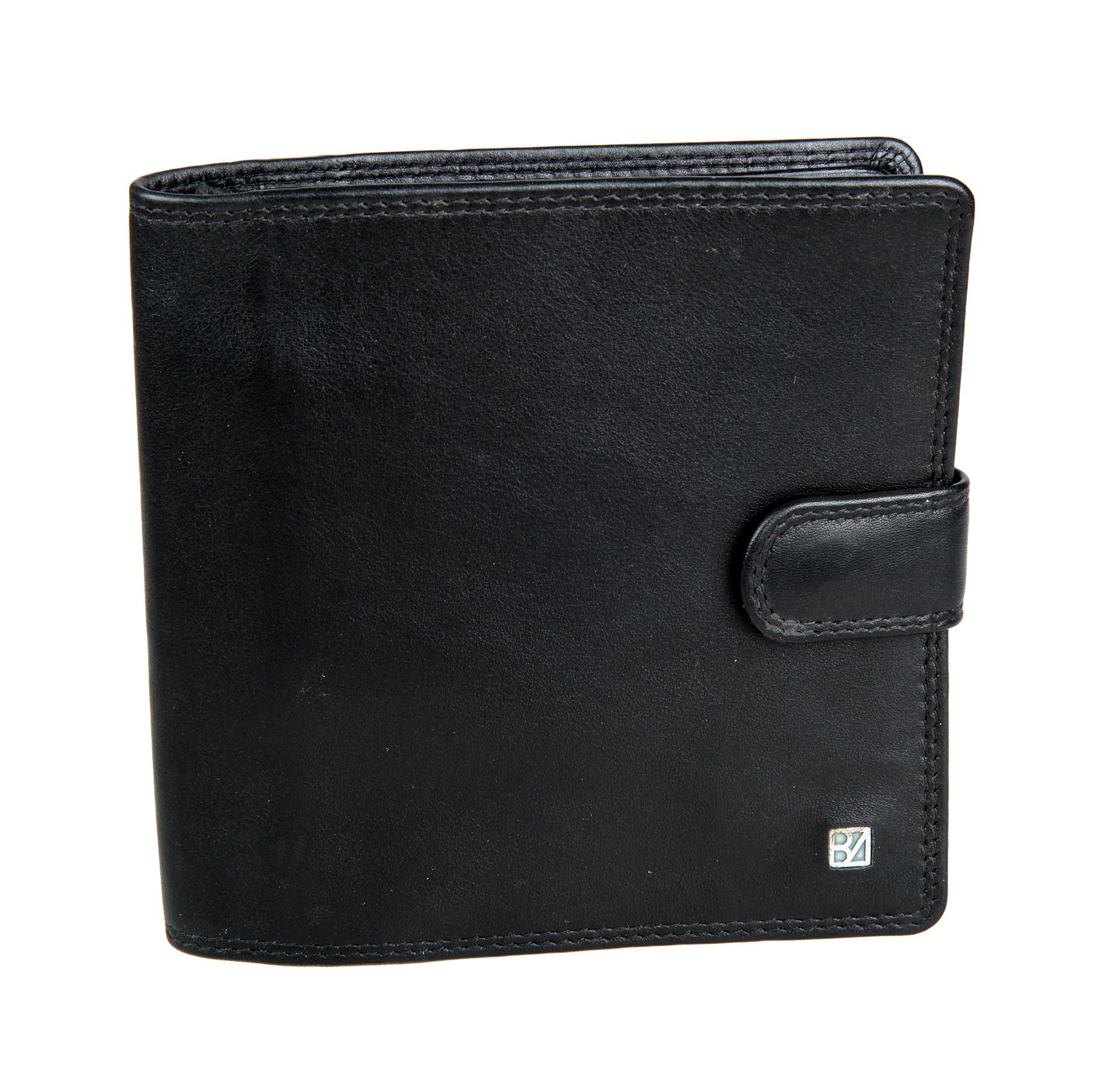 Визитница мужское Bodenschatz, цвет: черный. 8-789 black8-789 blackЗакрывается клапаном на кнопке, внутри блок прозрачных файлов для визитных карточек (вмещает тридцать четыре карточки), два потайных кармана, семь отделений для пластиковых карт, три дополнительных кармана.