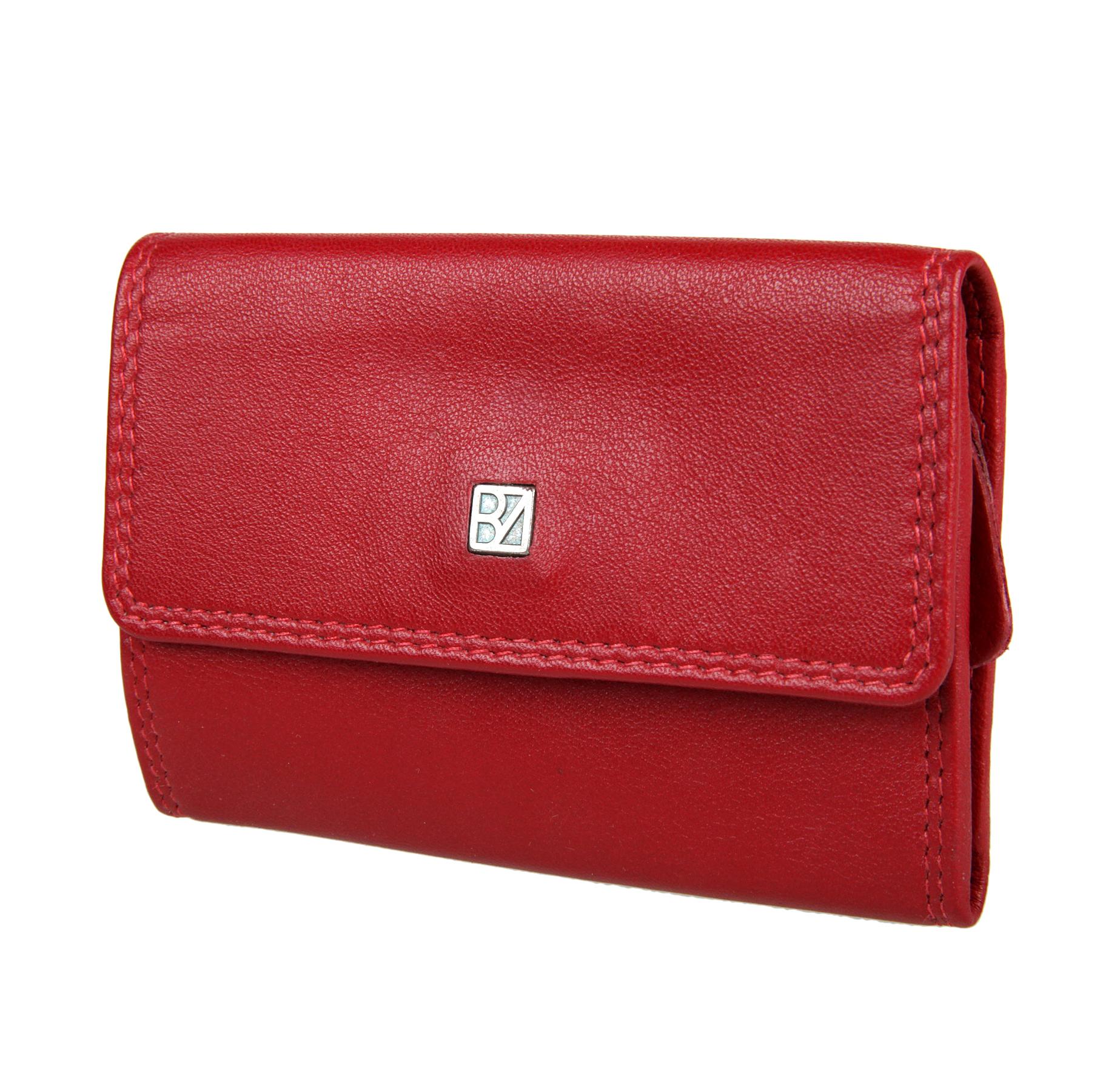 Ключница женский Bodenschatz, цвет: красный. 8-834 red8-834 redЗакрывается клапаном на кнопке, внутри шесть карабинов для ключей, карман на молнии для мелочи.
