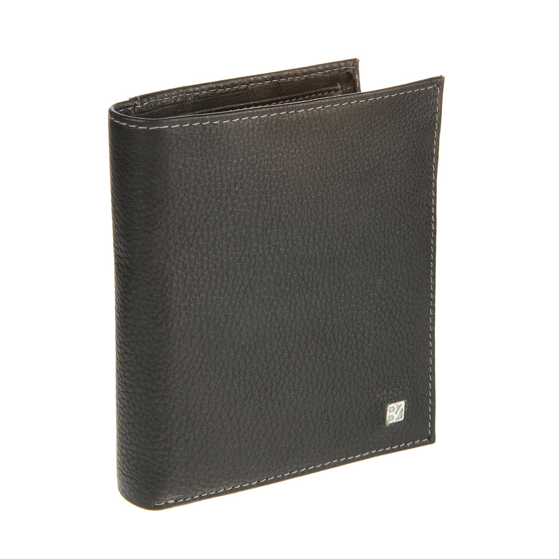 Портмоне мужское Bodenschatz, цвет: черный. 8-971 black8-971 blackРаскладывается пополам, внутри два отдела для купюр, два потайных кармана, четырнадцать кармашков для пластиковых карт, один сетчатый кармашек для пропуска, снаружи на задней стенке кармашек для документов.