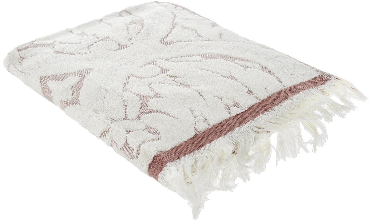Полотенце Guten Morgen Лакшми, цвет: бежевый, 70 х 130 смBTY-37270130БЖПри производстве полотенца Guten Morgen Лакшми используется сырье самого высокого качества: безопасные красители и 100% хлопок. Полотенца - это просто необходимый атрибут каждой ванной комнаты в любом доме. Полотенца Guten Morgen отлично впитывают влагу, комфортны для кожи, не содержат аллергенных красителей, имеют стойкий к стирке цвет. Состав: 100% хлопок; Размер: 70 х 130 см.