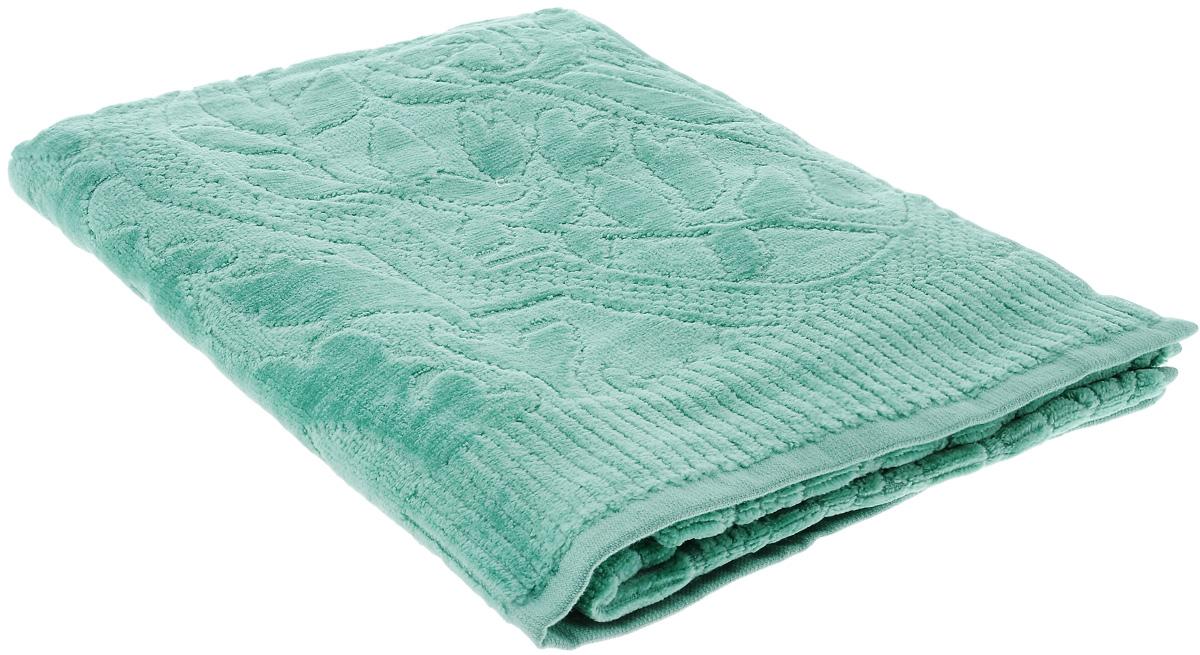 Полотенце Guten Morgen Виридиан, цвет: зеленый, 50 х 90 смBTY-2855090ЗПри производстве полотенца Guten Morgen Виридиан используется сырье самого высокого качества: безопасные красители и 100% хлопок. Полотенца - это просто необходимый атрибут каждой ванной комнаты в любом доме. Полотенца Guten Morgen отлично впитывают влагу, комфортны для кожи, не содержат аллергенных красителей, имеют стойкий к стирке цвет. Состав: 100% хлопок; Размер: 50 х 90 см.