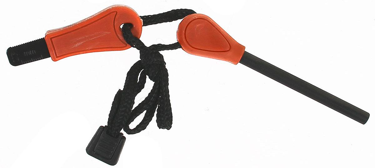 Огниво FIT, магниевый стержень, 6,5 х 65 мм67655Растопка для туриста FIT предназначена для разведения огня в походных условиях. Длительный срок службы. Высокая температура горения. Возможность работы во влажной среде. Применение: - соскоблить небольшое количество стружки со стрежня на сухой горючий материал, - высечь искру с помощью металлической пластинки.