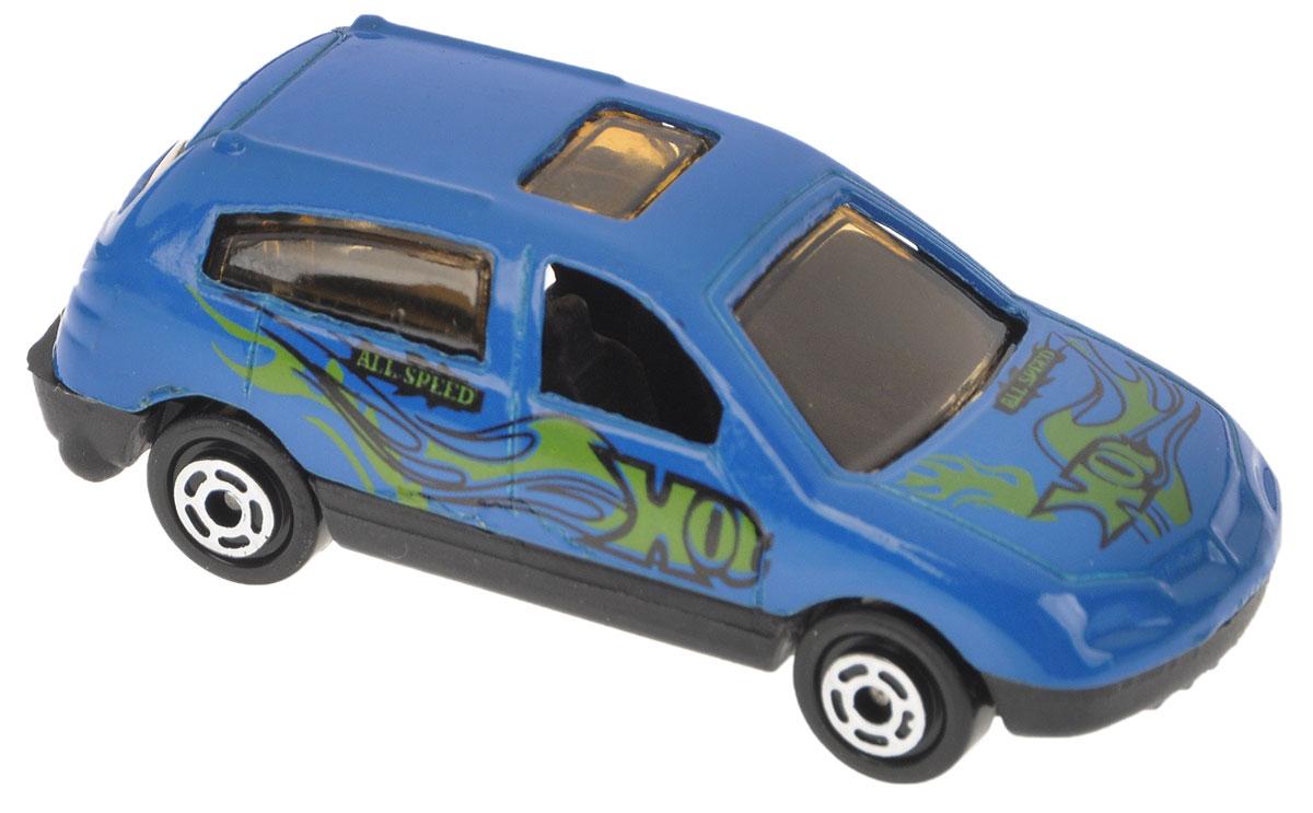Big Motors Машинка цвет синийJP632_синийМашинка Big Motors непременно приведет в восторг вашего малыша. Игрушка изготовлена из металла с пластиковыми элементами. Колесики машинки имеют свободный ход. Ваш ребенок будет увлеченно играть с этой машинкой, придумывая различные истории. Порадуйте его таким замечательным подарком.