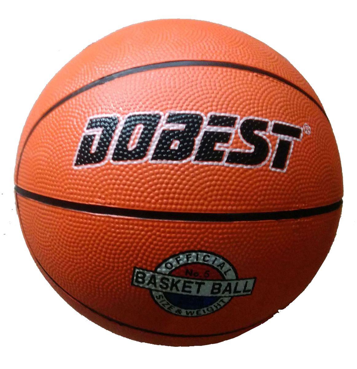 Мяч баскетбольный Dobest RB5, цвет: оранжевый. Размер 528263526Основные характеристики Вид: баскетбольный Уровень игры: любительский Размер: 5 Количество панелей: 8 Количество слоев: 3 Вес: 500 гр. Цвет: оранжевый Материал: резина Мяч подходит для игры на улице и в зале Страна-производитель: Китай Упаковка: пакет (поставляется в сдутом виде) Баскетбольные мячи 5 размера предназначены для мини-баскетбола и юниорских команд, за которые играют дети и подростки в возрасте до 12 лет. Ни для кого не секрет, что активные физические нагрузки очень полезны и нужны человеческому организму. А баскетбол, - это, пожалуй, одна из тех игр, в которых активно работают практически все мышцы тела, тренируются лёгкие, выносливость.