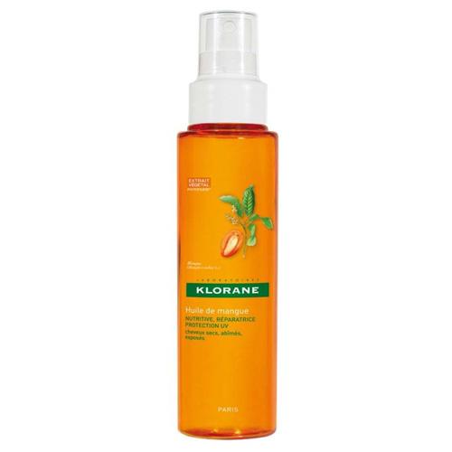 Klorane Dry Hair Масло манго, 125 млC32576Масло интенсивно увлажняет и восстанавливает волосы по всей длине, насыщает питательными веществами, эффективно увлажняет, придает волосам великолепное, здоровое сияние. Благодаря своей легкой текстуре, абсолютно не утяжеляет волосы, создает защитную пленку, которая оберегает их от воздействия солнца, соленой, морской и хлорированной воды.