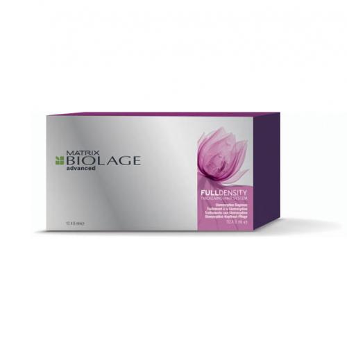 Matrix Biolage Full Density Глубокий тоник-уход со стемоксидином, комплекс для уплотнения волос, 10 х 6 мл (Matrix Cosmetics)