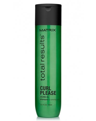 Matrix Total Results Curl Please Шампунь для вьющихся волос, 300 мл (Matrix Cosmetics)